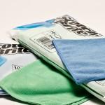 Mikro pluošto šluostės