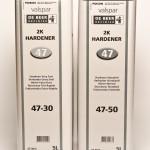 De Beer 2K Hardener Standart-Fast 5L