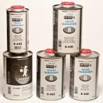 De Beer HS 420 Hardener Very Fast-Fast-Medium-Slow 1L, Fast 0.5L