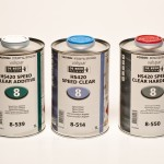 De Beer HS 420 Speed Clear 1L, Speed Clear Hardener 1L, Speed Clear Additive 1L
