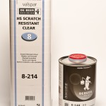 De Beer HS Scratch Resistant Clear 5L, HS Hardener 1L
