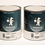 De Beer HS Surfacer Black-White 3L