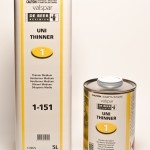 De Beer Uni Thinner Medium 5L-1L