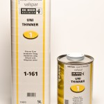 De Beer Uni Thinner Slow 5L-1L