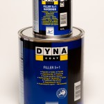 Dynacoat Filler 5+1 Fillcr 3L. 5+1 I lardcncr 0.6L 5:1:(1)
