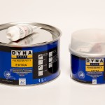 Dynacoat Polyester Putty Extra 1L-0.25L