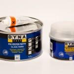 Dynacoat Polyester Putty Glass Fibre 1L-0.25L