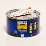 Dynacoat Polyester Putty Light 1L