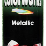 ColorWorks Metallic dažai