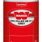Wanda 650 Filler HB 5:1